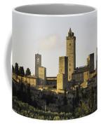 Towers Of San Gimignano Coffee Mug