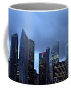 Towers Of Singapore Coffee Mug