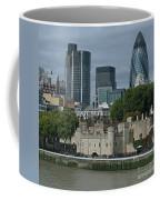 Towers Old And New Coffee Mug