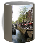 Town Canal - Delft Coffee Mug