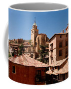 Town In The Red Sierra Coffee Mug