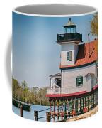 Town Of Edenton Roanoke River Lighthouse In Nc Coffee Mug