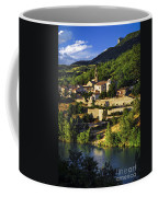 Town Of Sisteron In Provence Coffee Mug