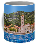 Town Of Tisno Waterfront Croatia Coffee Mug