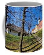 Town Of Varazdinske Toplice Center Park Coffee Mug