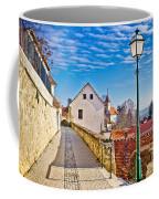 Town Of Varazdinske Toplice Walkway Coffee Mug