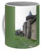 Town Wall - Carcassonne Coffee Mug