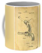 Toy Pistol Circa 1920s Coffee Mug