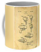 Toy Ray Gun Patent Coffee Mug