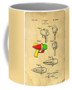 Toy Ray Gun Patent II Coffee Mug