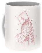Toy Soldier Nutcracker In Red Coffee Mug