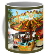 Toy Town Carousel  Coffee Mug