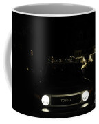 Toyota Fj Holiday Lights Coffee Mug