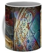 Toys Triptych Coffee Mug