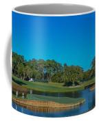 Tpc Sawgrass Island Green Coffee Mug