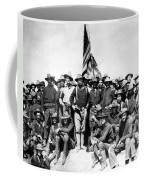 Tr And The Rough Riders Coffee Mug by War Is Hell Store