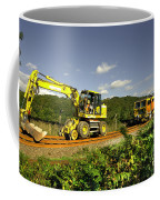 Track Machines  Coffee Mug