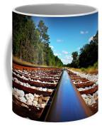 Track Star Coffee Mug