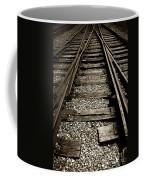 Tracks Into Tracks - 2 Coffee Mug