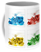 Tractor Mania  Coffee Mug by Kip DeVore