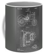 Tractor Patent Coffee Mug