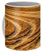 Tractor Tracks Coffee Mug