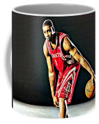 Tracy Mcgrady Portrait Coffee Mug