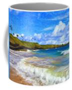 Trade Winds At Nawiliwili Coffee Mug