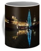 Trafalgar Christmas Tree Coffee Mug