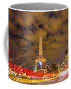 Trafalgar Light Trails Coffee Mug