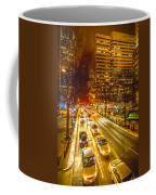 Traffic In A Big City Coffee Mug