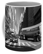 Traffic - New York In Perspective Series Coffee Mug