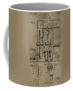 Traffic Signal Patent Coffee Mug