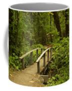 Trail Bridge Toketee 1 Coffee Mug