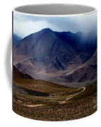 Trail Down From Muztagh Ata Coffee Mug
