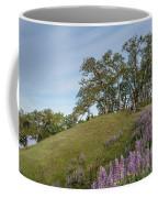 Trail Of Lupine Coffee Mug