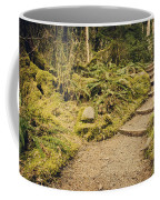 Trail Through The Moss Coffee Mug