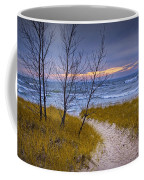 Trail To The Beach Coffee Mug
