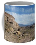 Trail To The Mountains Coffee Mug