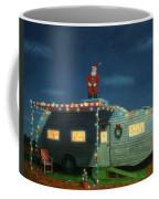 Trailer House Christmas Coffee Mug
