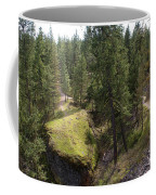 Trails In Spokane Coffee Mug