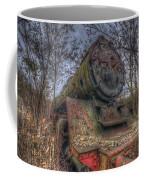 Train 4 Coffee Mug