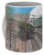 Train 641 Coffee Mug