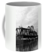 Train Bridge Coffee Mug