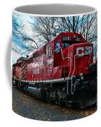 Train - Canadian Pacific 5690 Coffee Mug