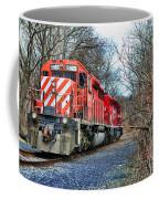 Train - Canadian Pacific Engine 5937 Coffee Mug