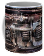 Train - Car - Springs And Things Coffee Mug