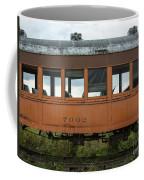 Train Coach Windows Coffee Mug