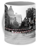 Train Crossing Coffee Mug