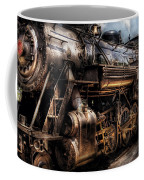 Train - Engine -  Now Boarding Coffee Mug